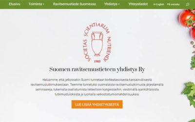 Julkaisimme uudet verkkosivut