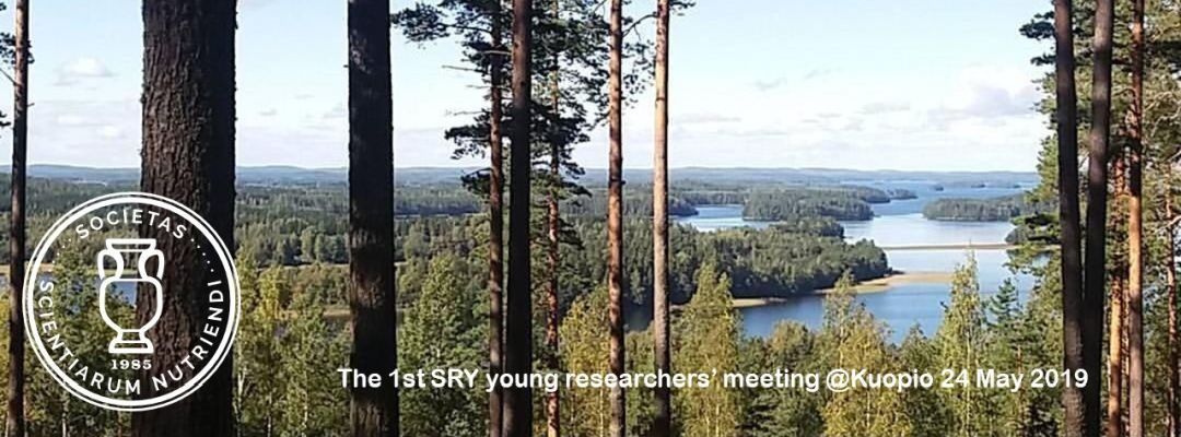 Young researchers' meeting 24 May 2019 – program and registration