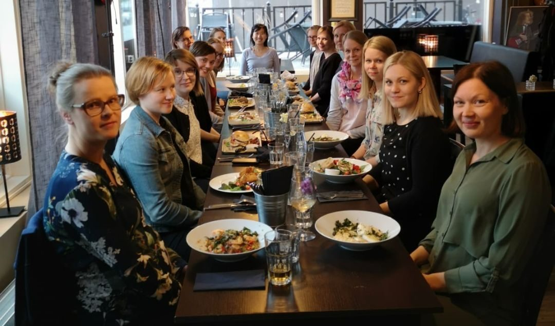 Young researchers' meeting – a report