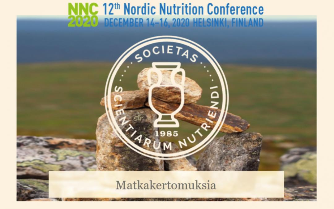 Matkakertomuksia NNC:stä – Kirsikka Aittola
